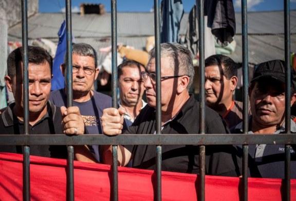 """""""Es casi folclórico en Paraguay condenar a campesinos"""""""