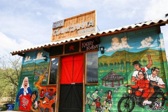 La Poderosa inauguró el primer museo de cultura villera