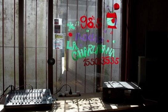 Radio La Charlatana celebra 9 años con un nuevo estudio