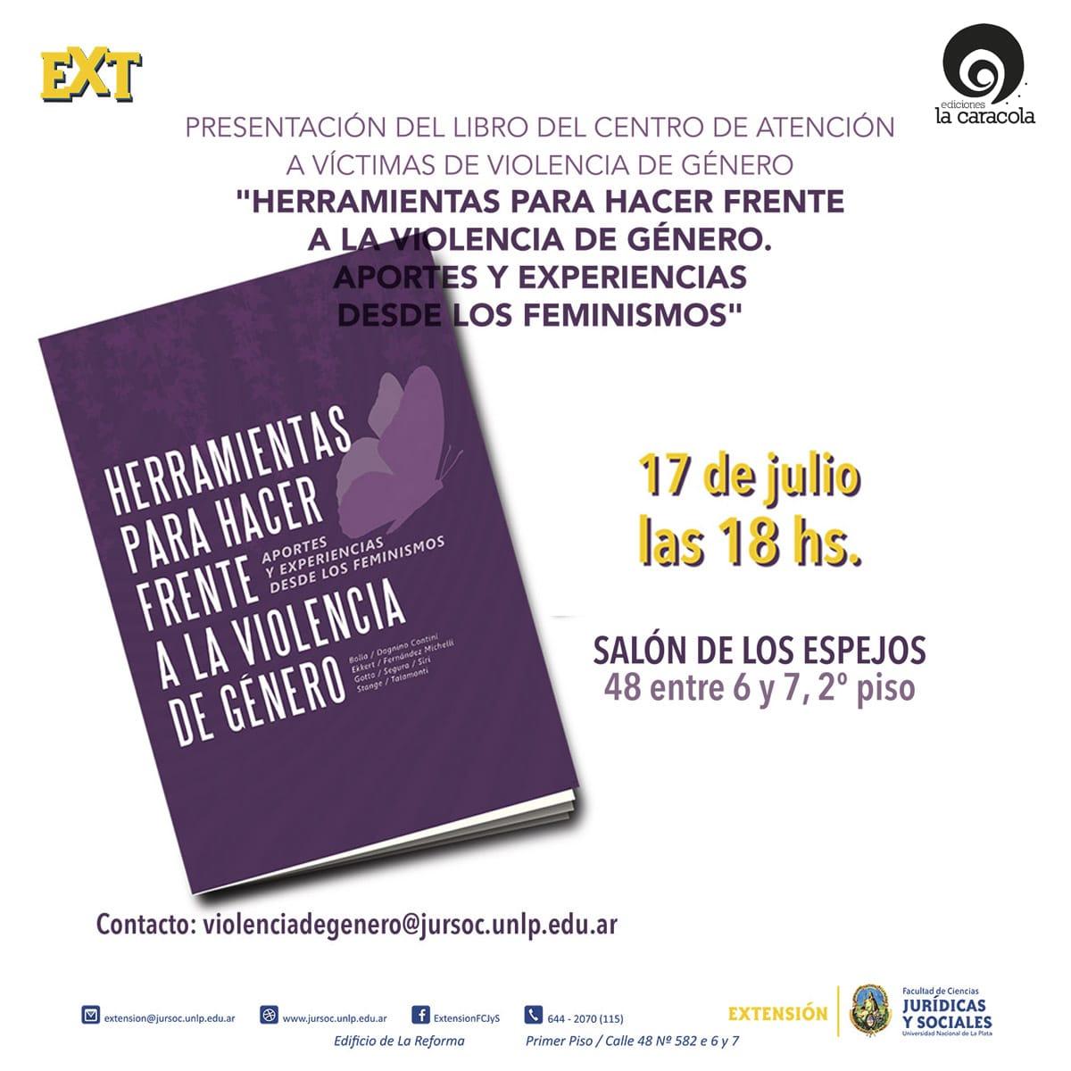 Se presenta un libro para intervenir frente a la violencia de género