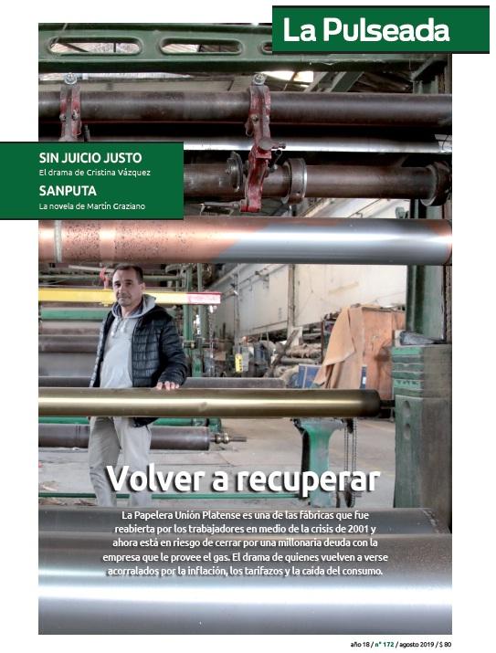 Edición impresa – Agosto 2019