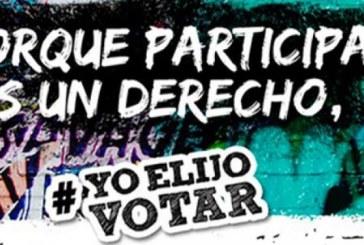 Unacampaña que le pone voz al voto adolescente: #YOELIJOVOTAR