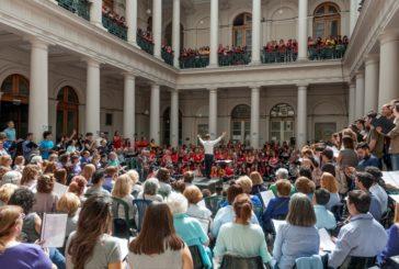 La Plata multicoral: el cantar tiene sentido