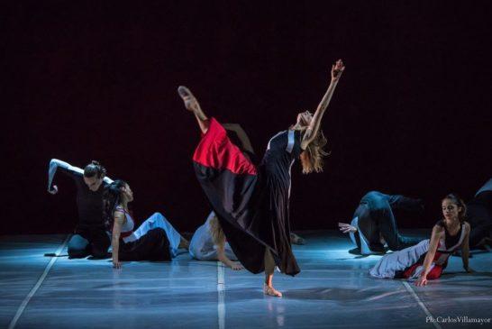 Artistas del Teatro Argentino lanzaron una nueva compañía de danza