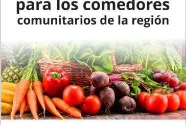 La UNLP impulsa una campaña para acompañar a comedores de la región