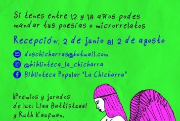 El Camaleón, un concurso literario que invita a jóvenes a compartir sus poesías y micorrelatos