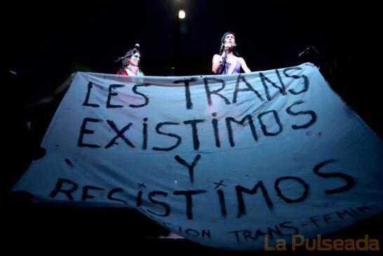 Por más acceso a la educación para trans y travestis