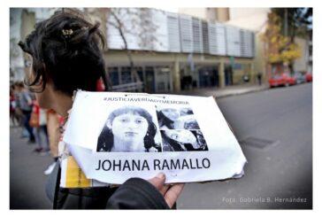 Actualizaron el pedido de recompensa por datos sobre Johana Ramallo