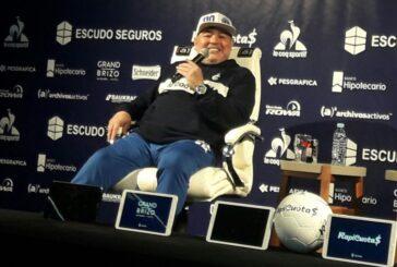 Cinco citas con Maradona