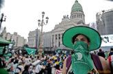 Jornada histórica por la legalización del aborto
