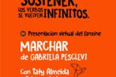 Novedades editoriales: se presenta Marchar, deGabriela Pesclevi