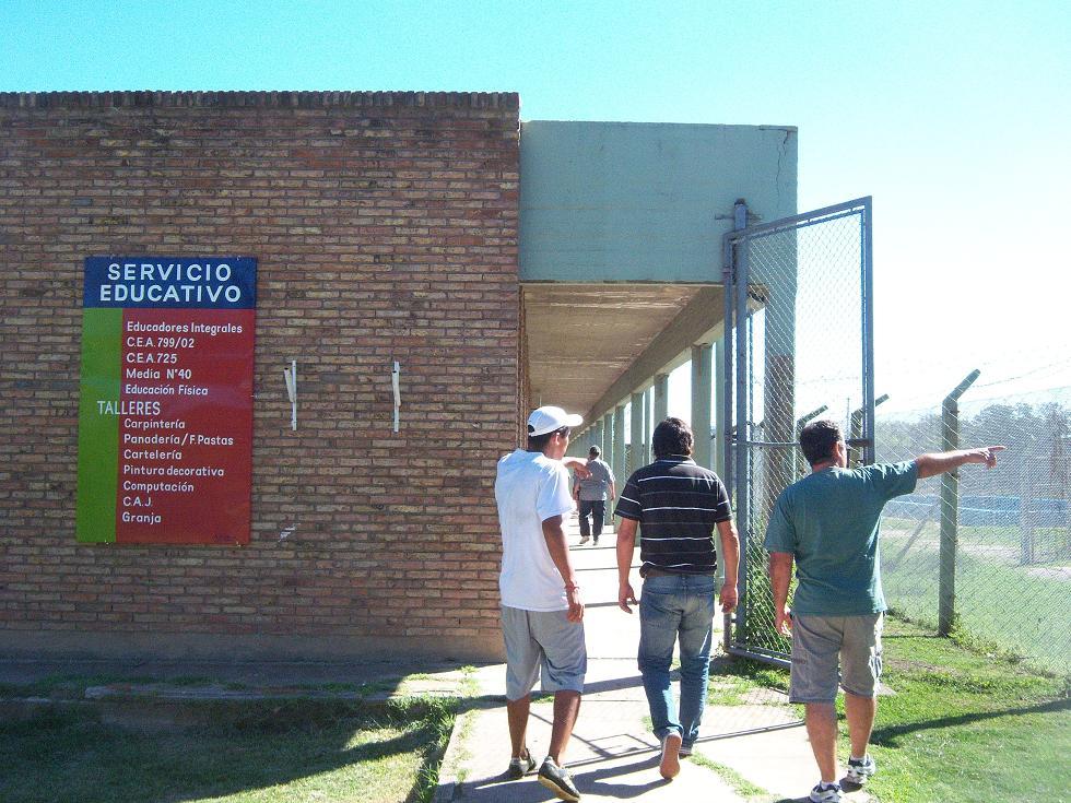 """Nuevo Dique: """"Este es el instituto que más putean en el sistema"""""""
