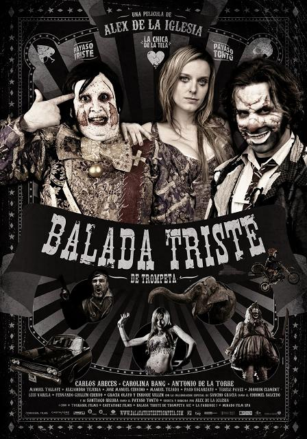 DVD: Balada triste de trompeta