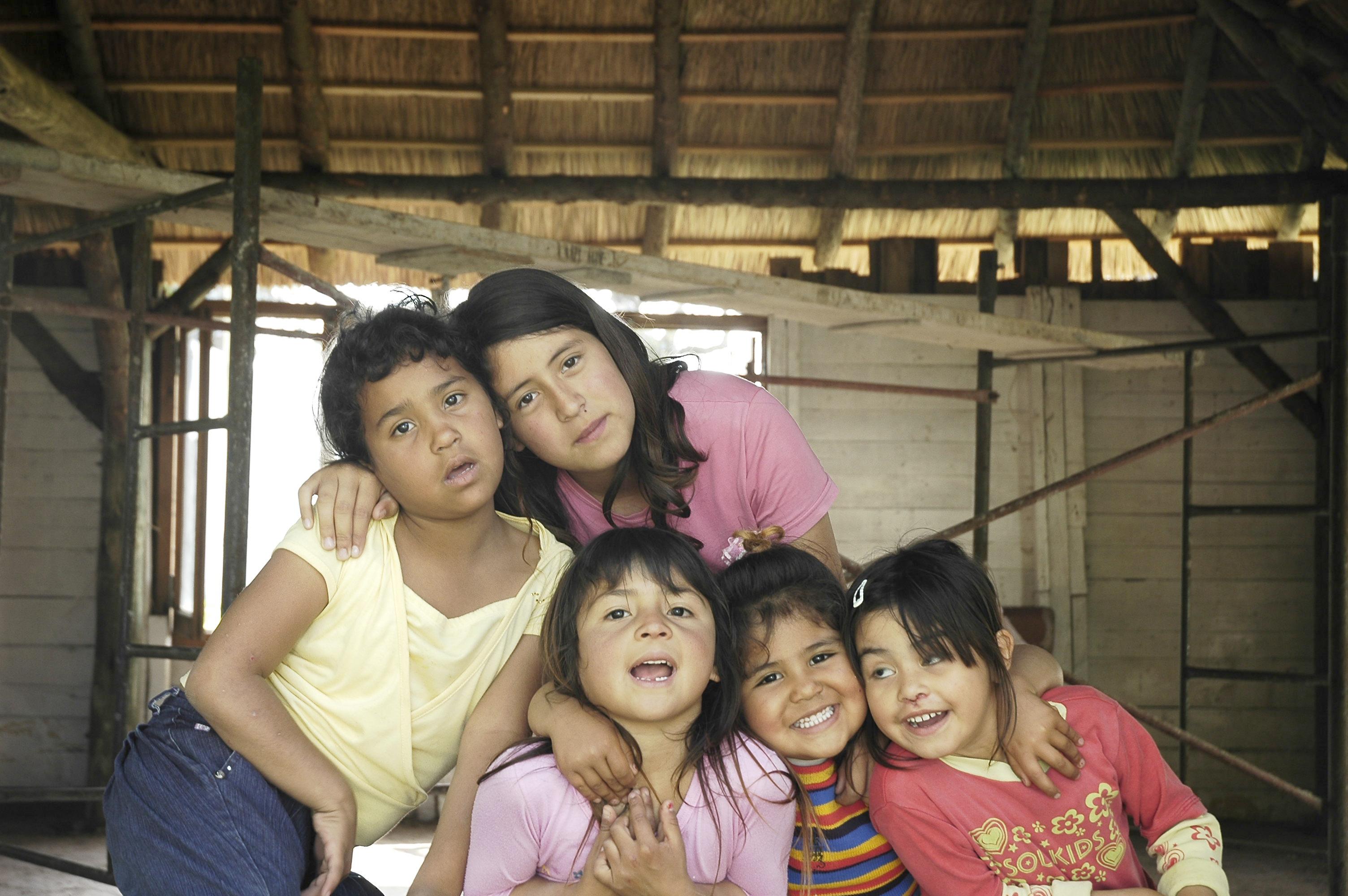 Hoy es el día internacional por los derechos de la infancia