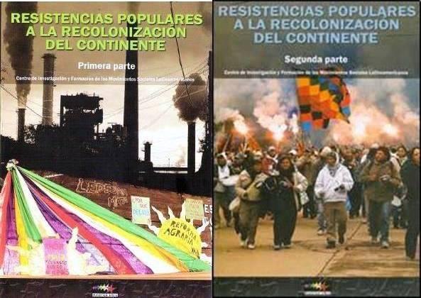 Libro: Resistencias Populares a la Recolonización del Continente