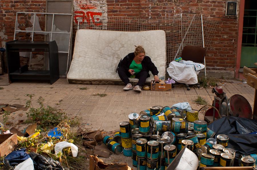 La Loma: un barrio que no duerme