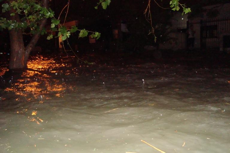 Inundación: más cruces, pruebas y cifras