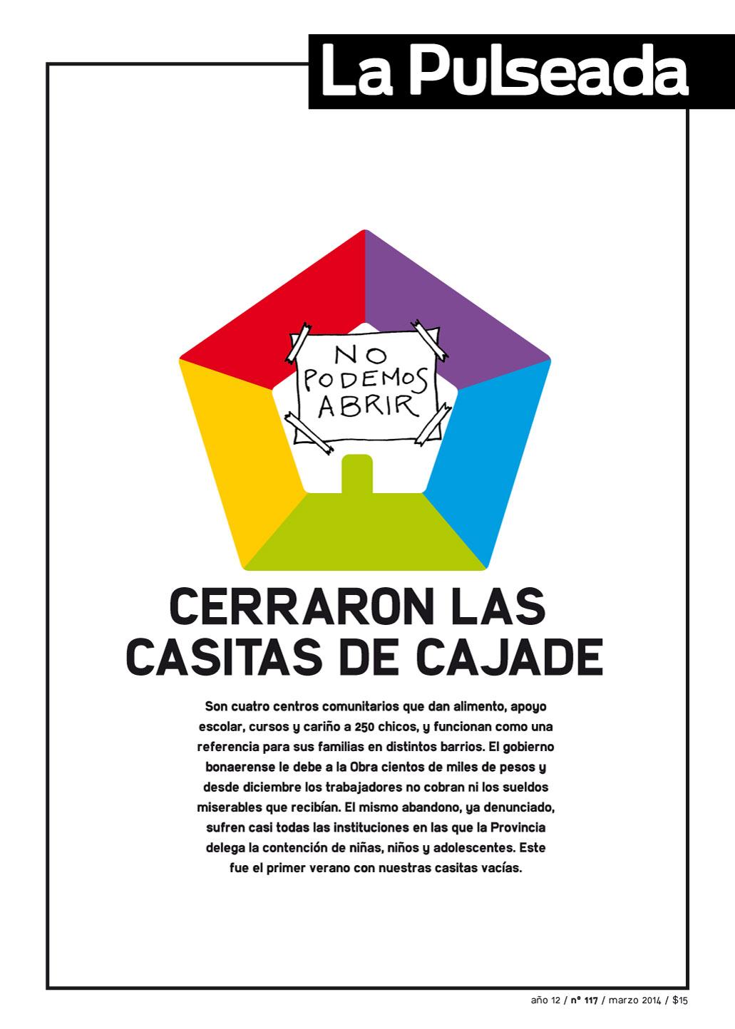 CERRARON LAS CASITAS DE CAJADE