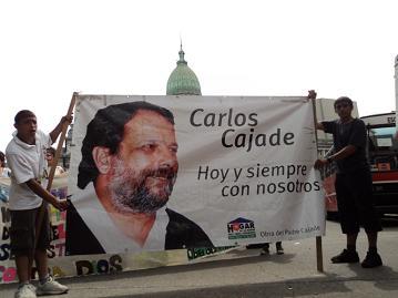 El legado de Cajade en una charla virtual con amigos y referentes sociales y políticos
