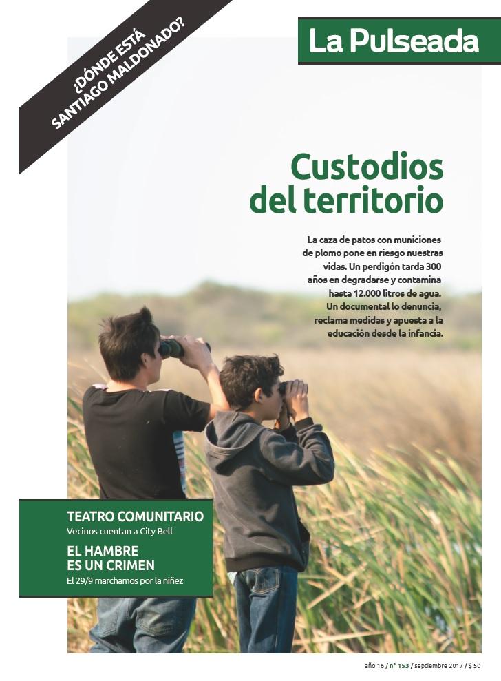 CUSTODIOS DEL TERRITORIO