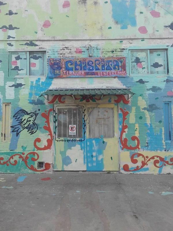 Pedido solidario desde Chispita