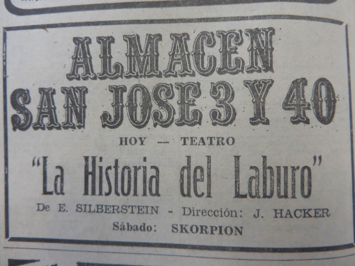 El Almacén San José, emblema de la cultura platense