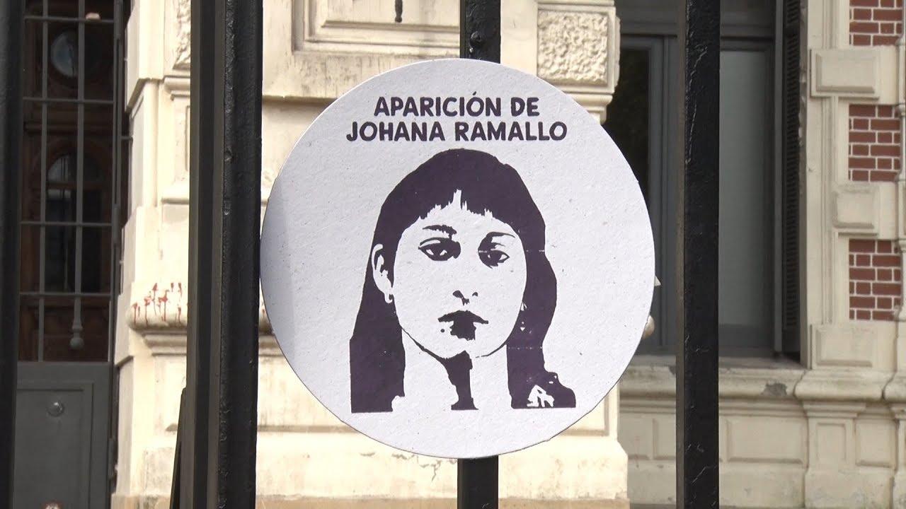 Un año sin Johana: movilización y reclamo