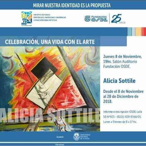 Muestra: Celebración, una vida con el arte