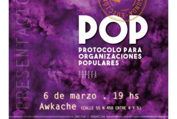 Se presenta la segunda edición del protocolo para organizaciones populares