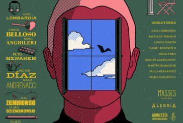 Murciélagos: llega una película solidaria filmada en cuarentena