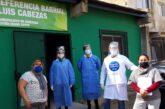 Coronavirus: las enseñanzas del barrio José Luis Cabezas