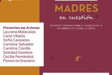Se presenta el libro Madres en cuestión
