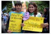 Piden que el Congreso declare la Emergencia nacional en violencias de géneroy presentan un proyecto